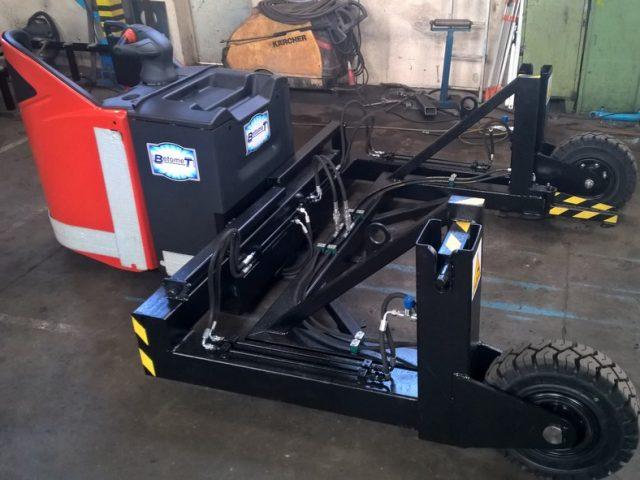 Wózek do odwożenia produktów gotowych WOP 50