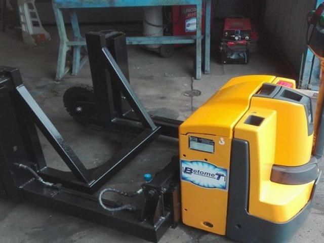 Wózek do odwożenia produktów gotowych WOP 30