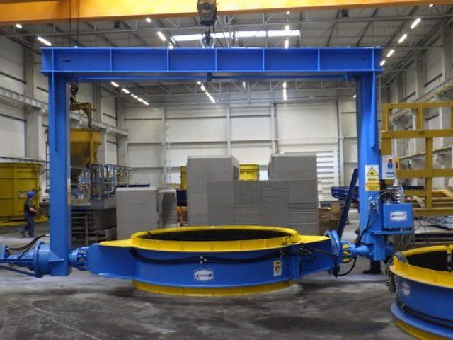 Obrotnica Q 20 ton